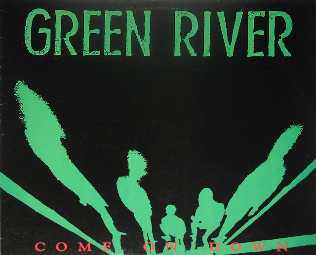 GREEN RIVER Come On Down, Pearl Jam Sub