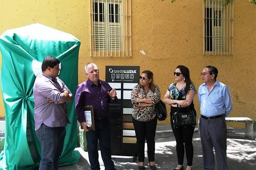 Projeto reciclagem Santa Luzia 27-10-16