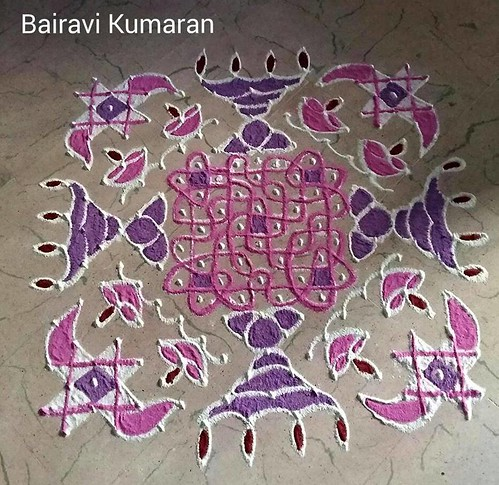 20 to 2 to 2 dot kolam