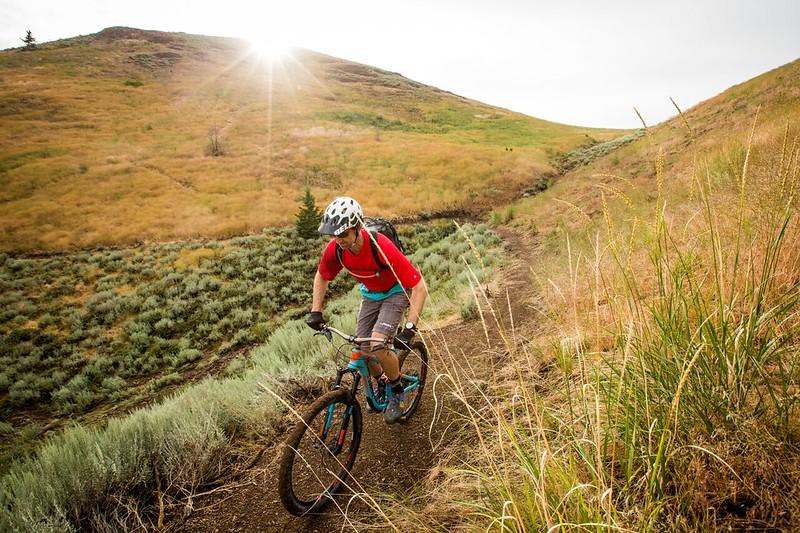 BLM Mountain Biking: Croy Creek Trail System in Idaho