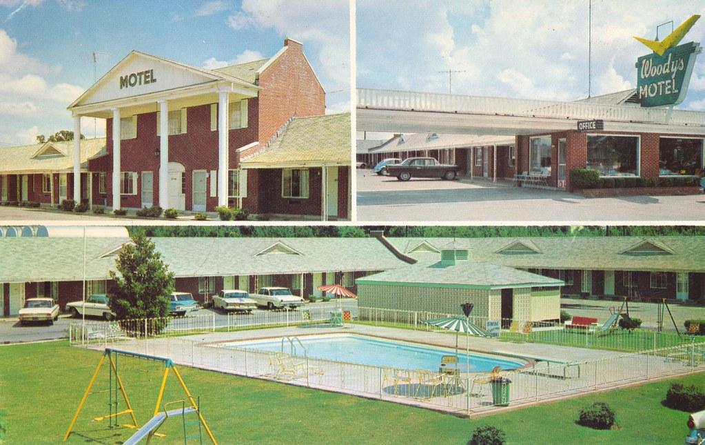 Woody's Motel Inn - Russellville, Arkansas