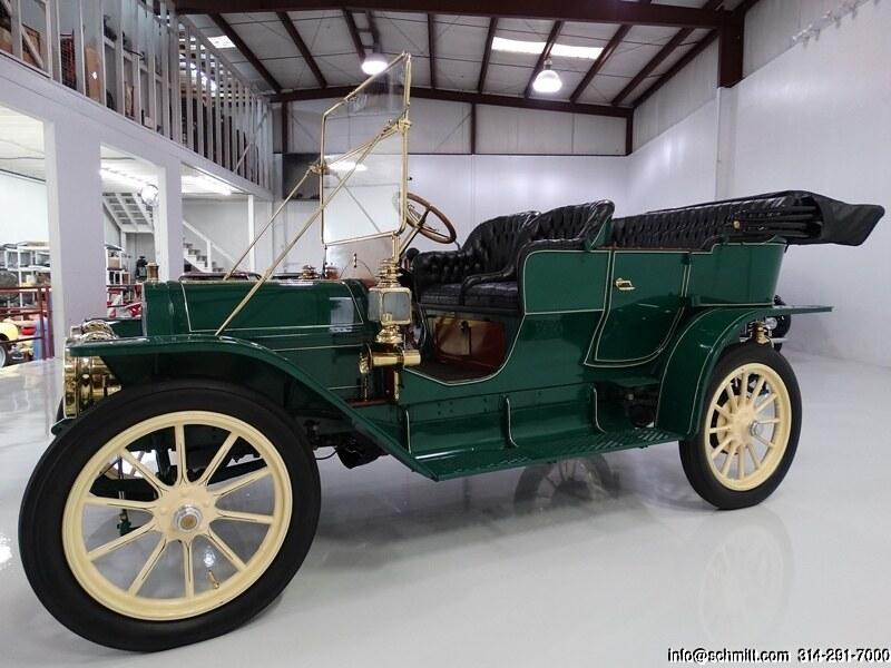 1909 CADILLAC MODEL 30 TOURING