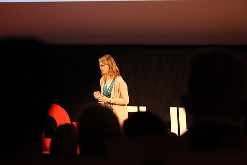 TEDxTUHH 2015: Silke Luinstra | by TEDxTUHH
