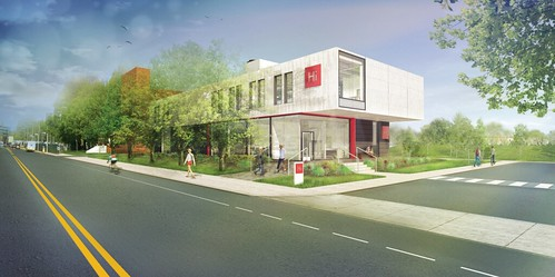 Harvard Life Lab Renderings