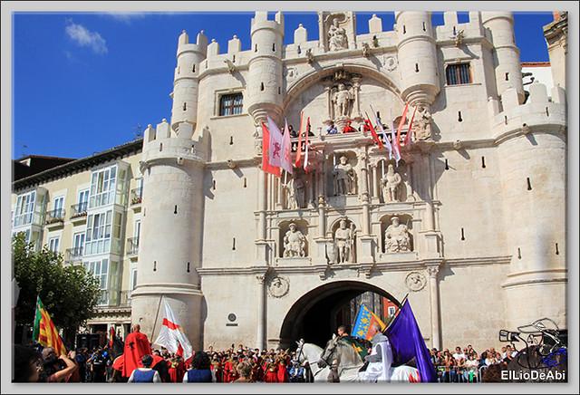 Fin de Semana Cidiano, Burgos se auna en torno al Cid Campeador 8