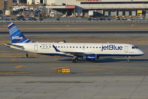 Embraer Erj190 100igw N355jb Jetblue C N 1900617 L N