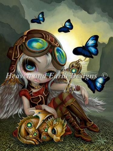 Mini ClockWork Dragonling_00a