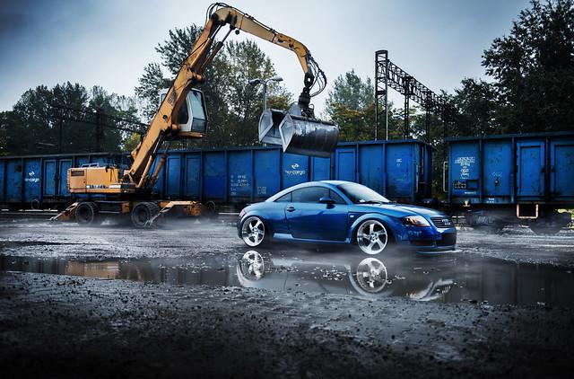 Audi TT | JR15 19x10