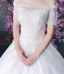 may váy cưới đẹp tphcm