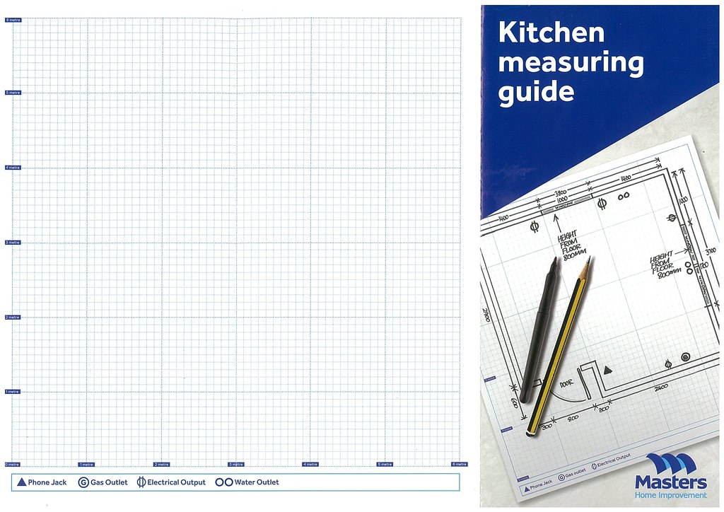 ... Masters Kitchen Measuring Guide - by AS 1979