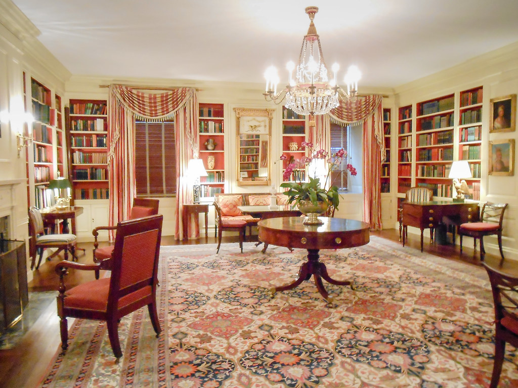 ... The White House Library Room   Washington DC | By Mbell1975