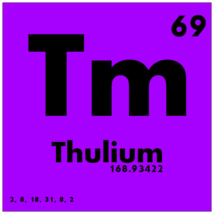069 thulium periodic table of elements watch study guide flickr 069 thulium periodic table of elements by science activism urtaz Images