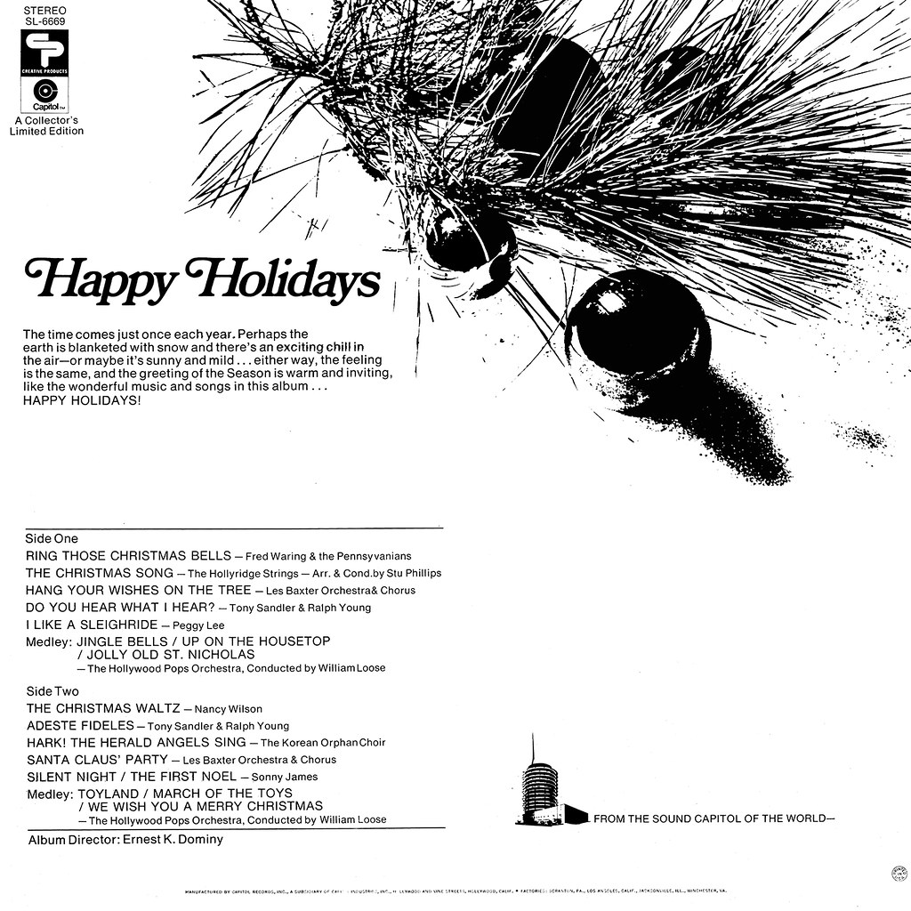 Various Artists - Happy Holidays