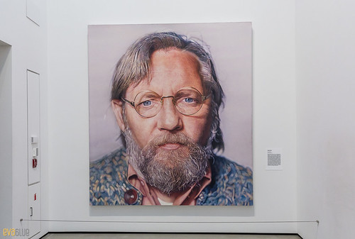Chuck Close The Broad Museum Los Angeles 02 | by Eva Blue