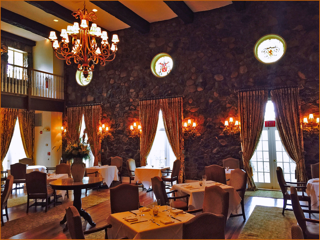 Manor House Restaurant Dining Room Casanova Va 2015 Flickr