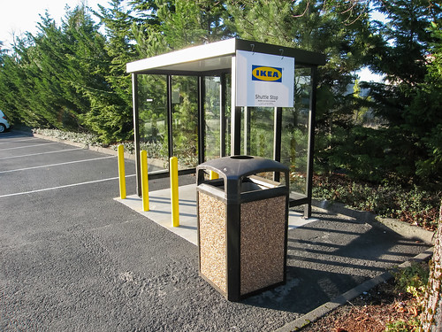 Ikea shuttle stop to ikea seattle renton atomic for Ikea seattle ameublement renton wa