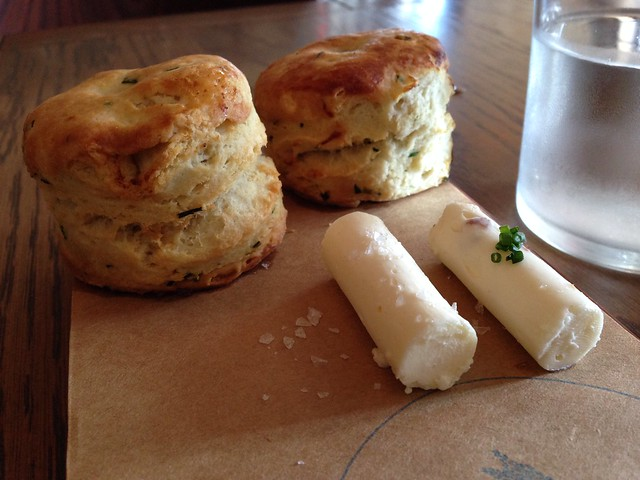 Biscuits and Butter, Compere Lapin, New Orleans