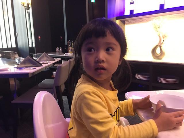 有提供兒童座椅@台中西屯,日橡精緻鐵板料理