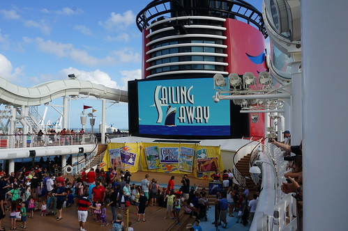 Disney Fantasy Sail Away Party | by Disney, Indiana