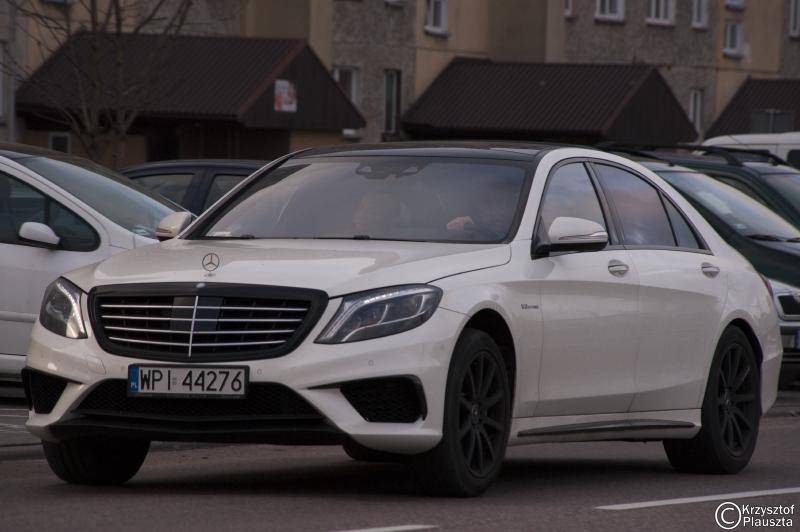 Mercedes Benz S63 Amg W222 Krzysztof Plauszta Flickr