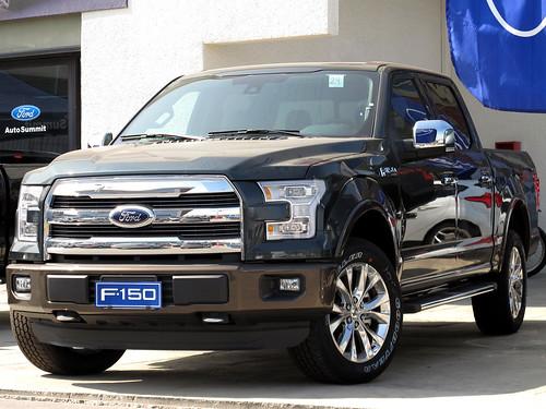 Ford F Lariat Crewcab Car Gurus
