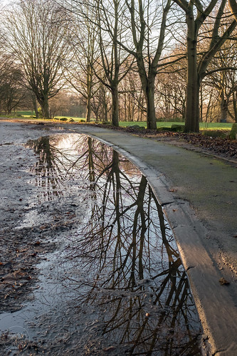 reflections | temple newsam [Explored] | by John FotoHouse