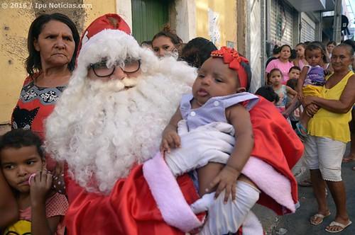 Natal Solidário da AFAI