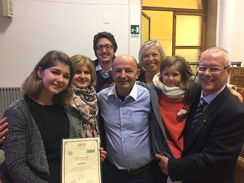 Premio di Laurea FirEst - AiFOS a.a. 2015-2016