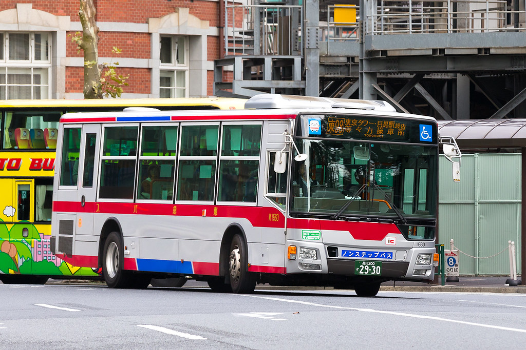 東急バス M1560 品川200 か29-30...