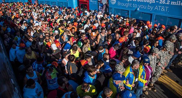 Maraton NYC 2016