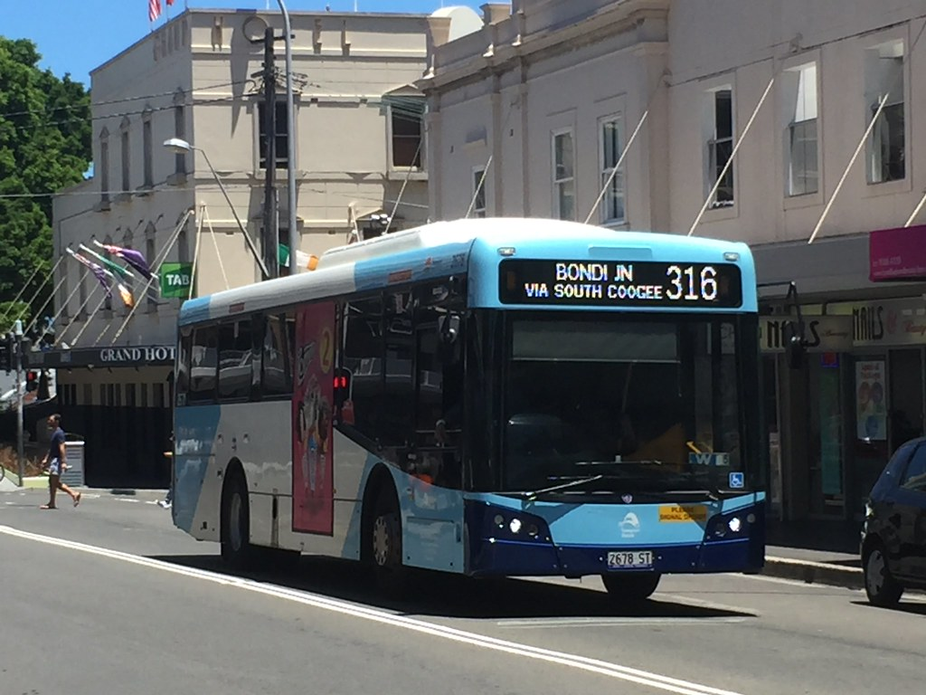 ... 2678ST - State Transit Authority, Bondi - 2678 | by Destination Blinds