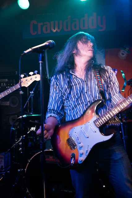 Rory Gallagher Tribute Festival - O.E. Gallagher live at Crawdaddy Club, Tokyo, 22 Oct 2016 -00213