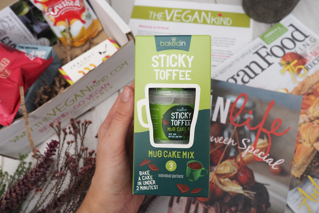 the vegan kind subscription box review 5