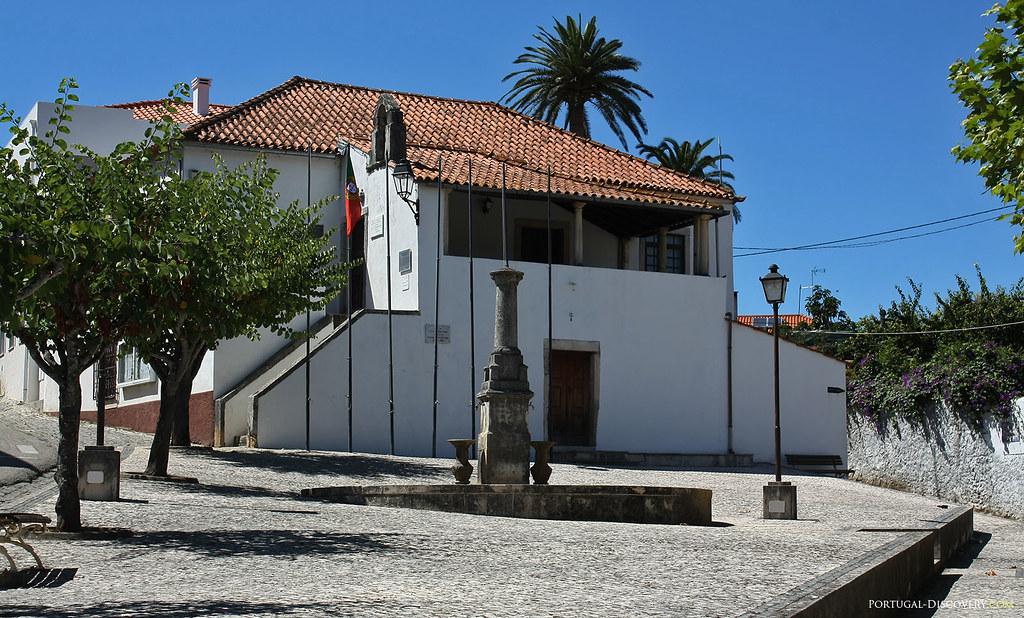 Mairie de Redinha