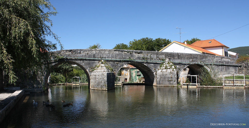 Pont roman de Redinha