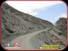 Bagrote Valley, Gilgit - Road Pictures (22)