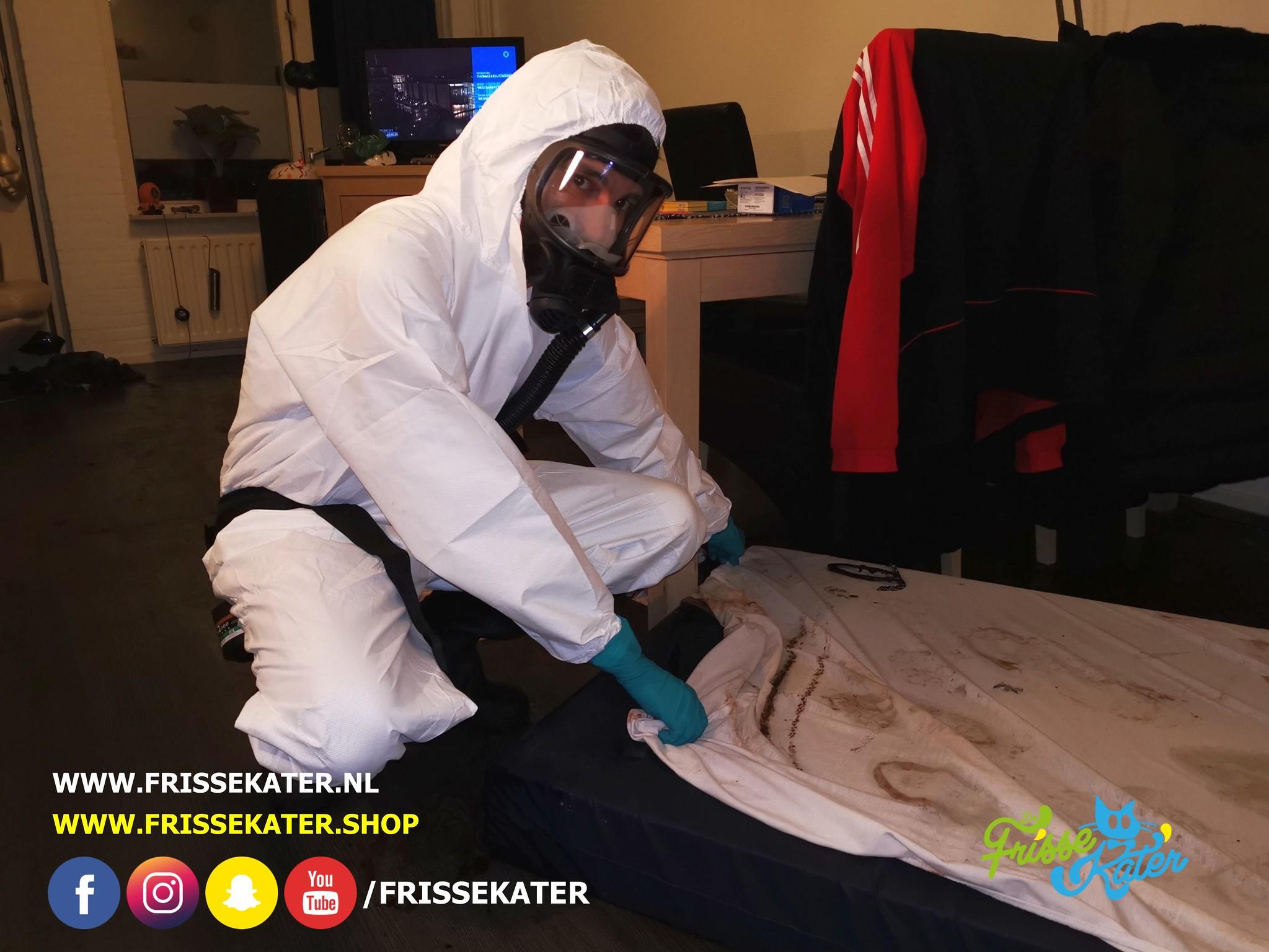 coronavirus schoonmaken reinigen