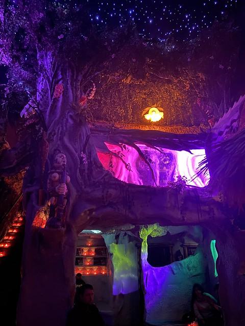 Zombie Village grotto
