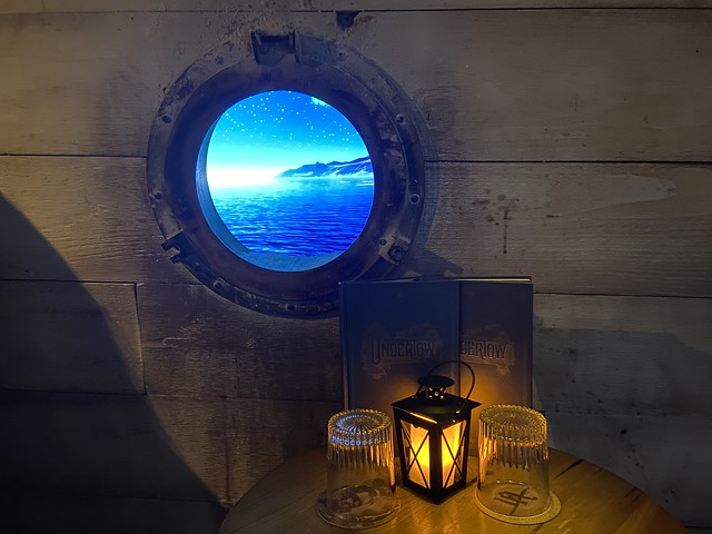 The Undertow porthole