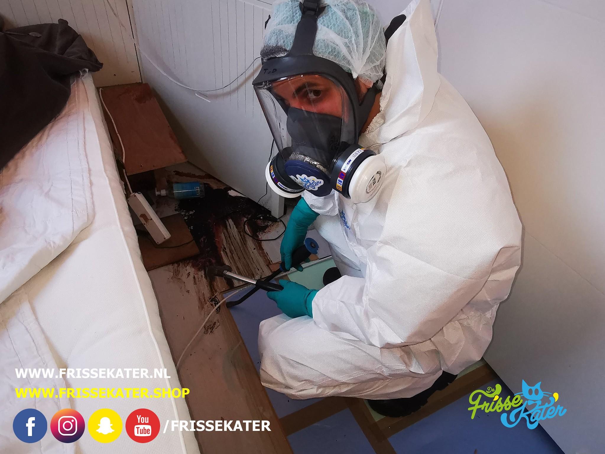 crime scene cleaner tugrul cirakoglu
