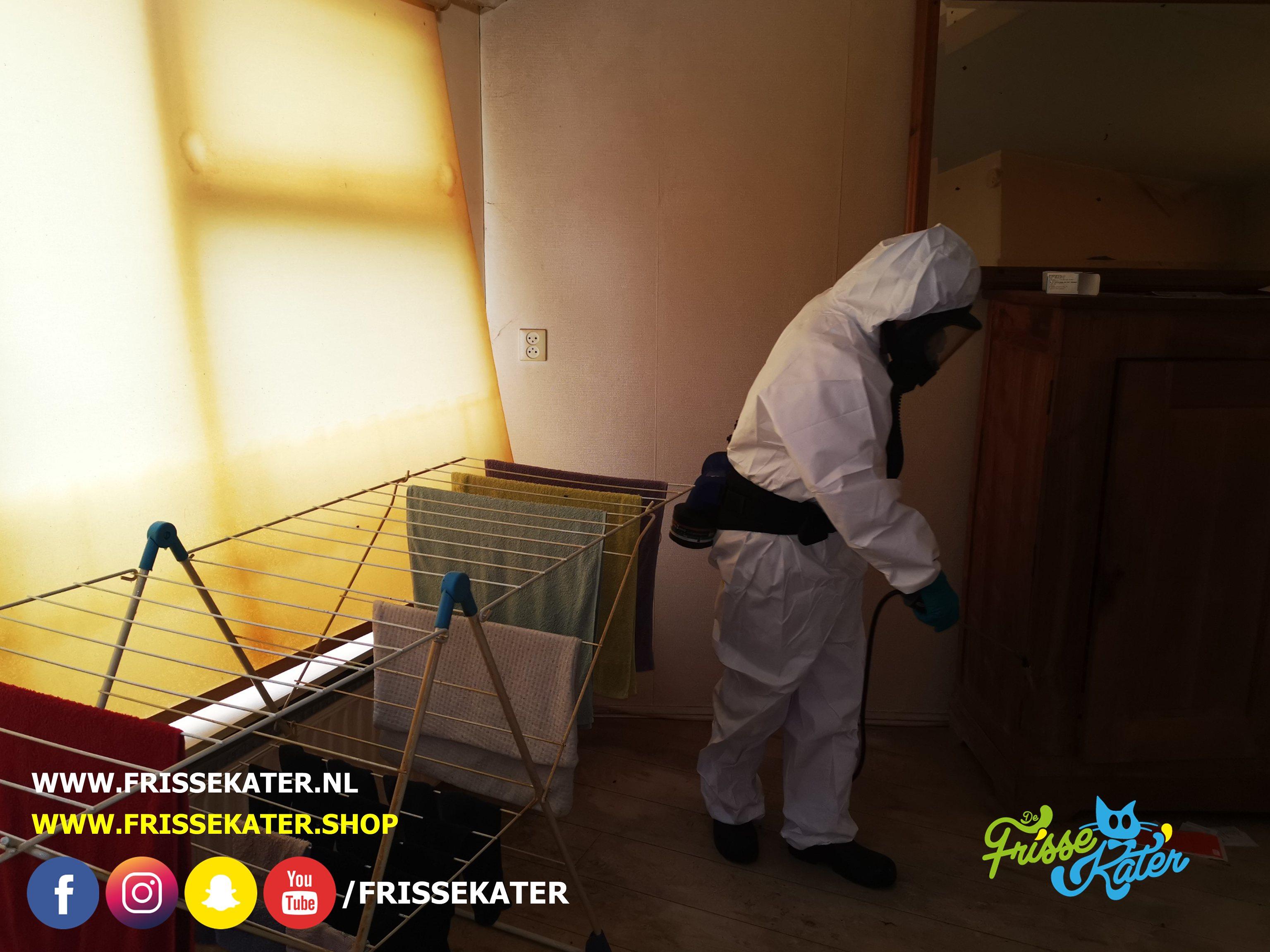 uv-lamp desinfectie