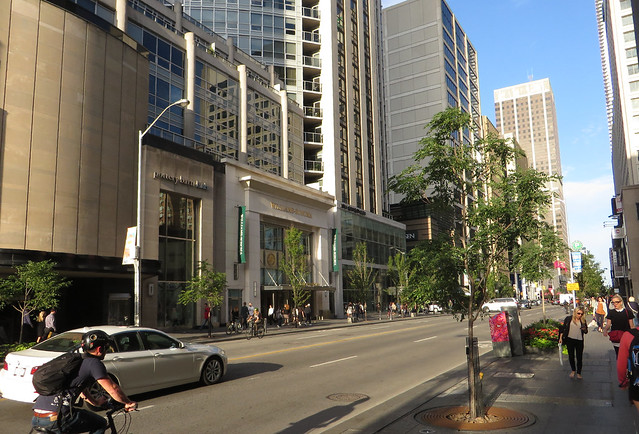 Mink Mile, Bloor Street, Toronto, Ontario