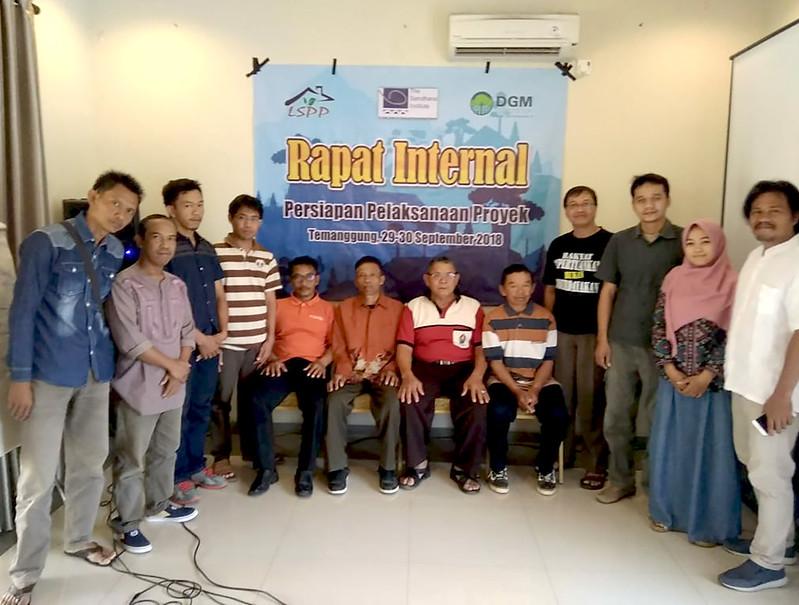 Tim LSPP Temanggung