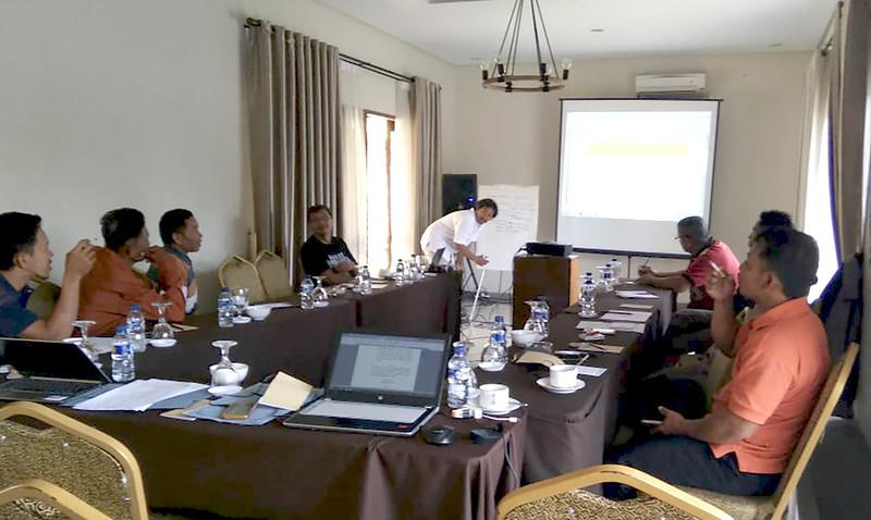 Koordinasi Internal LSPP Temanggung