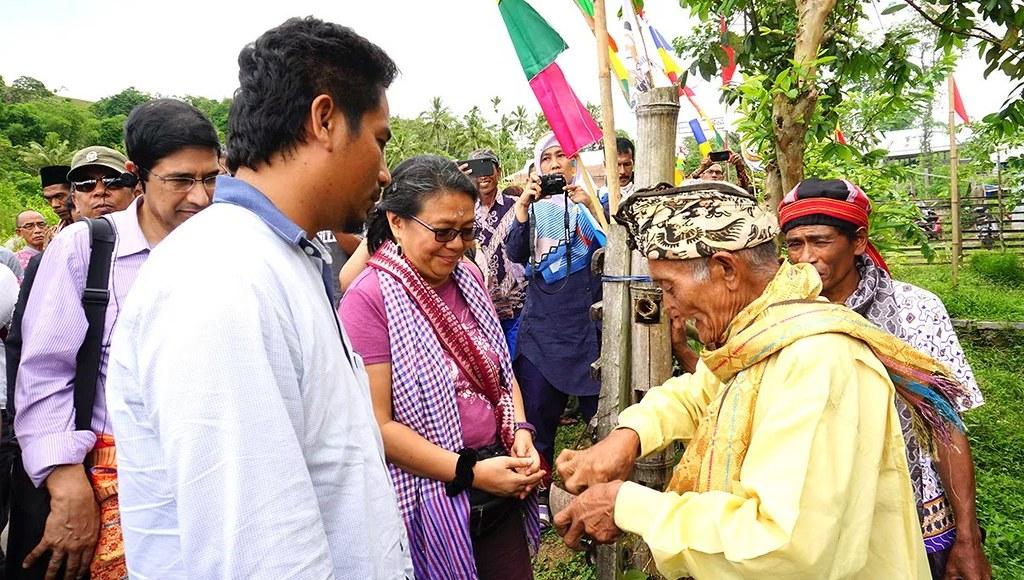 Support Mission DGM-I di Sumbawa