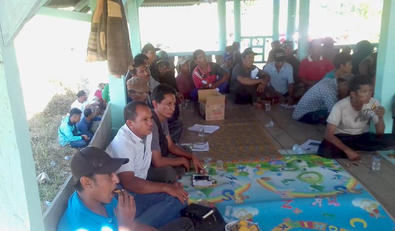 Sosialisasi Program di Komunitas