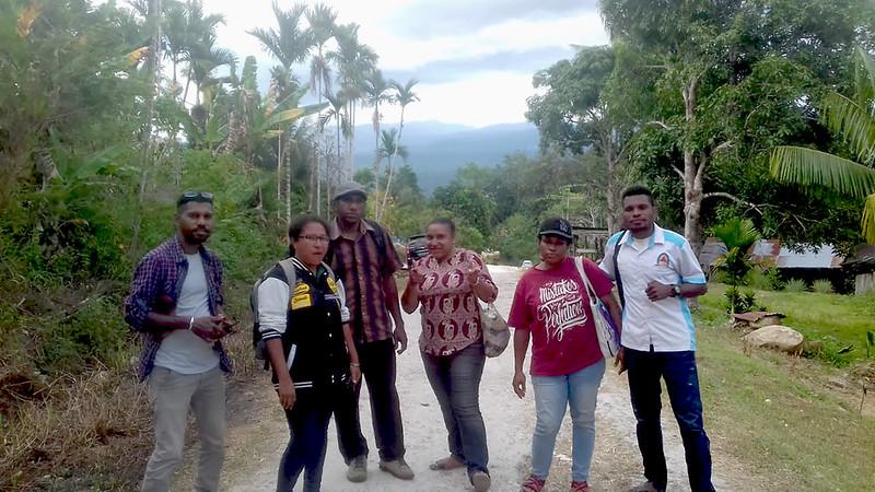 Survey PtPPMA di Kampung Imeno