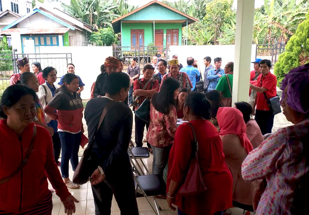 Dokumentasi Kegiatan Mitra : AMAN Daerah Kutai Barat