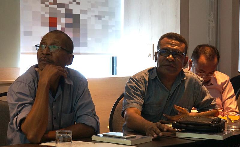 Anggota NSC Region Maluku dan Papua