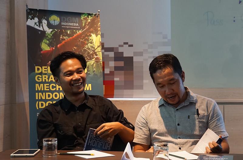 Anggota NSC Region Sumatera dan Sulawesi